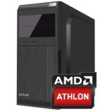 Sistem PC Bocris AMD Athlon 200GE 3.2GHz RAM 4GB DDR4 HDD 1TB AMD Radeon Vega 3 SISTEMAMD_ATH200GE