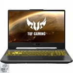 Laptop ASUS Gaming 15.6'' ASUS TUF F15 FX506LH, FHD 144Hz, Procesor Intel® Core™ i7-10870H (16M Cache, up to 5.00 GHz), 8GB DDR4, 512GB SSD, GeForce GTX 1650 4GB, No OS, Fortress Gray