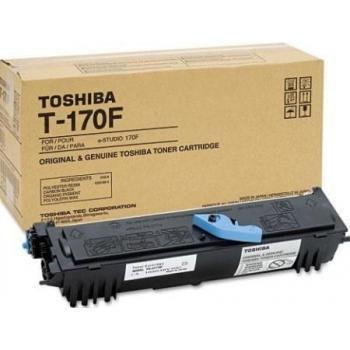 Cartus Toner Toshiba T-170F Black 6000 pagini for Toshiba E-Studio 170
