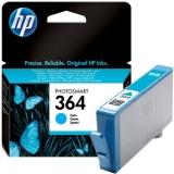 Cartus Cerneala HP Nr. 364 Cyan Vivera Ink 300 Pagini for PhotoSmart C5380, C6380, D5460, Pro B8550 CB318EE