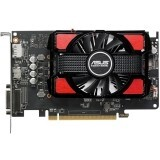 Placa video Asus AMD Radeon RX 550 2GB GDDR5 128bit PCI-E x8 3.0 DVI HDMI DisplayPort RX550-2G