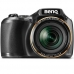 Camera Foto Digitala BenQ GH650 16MP Zoom Optic 26x Black