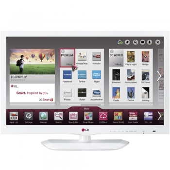 "Televizor LED LG 26"" 26LN460R Smart TV 1366x768 HDMI Retea RJ45 WiDi DLNA USB Player"