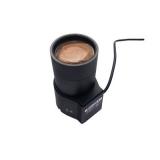 Lentila varifocala Distanta focala 6-60 mm,Unghi 52,2°-5,7° , Diafragma F1.4-360, Iris manual