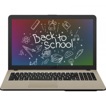 Laptop ASUS 15.6'' VivoBook 15 X540UB FHD i5-8250U (6M Cache, up to 3.40 GHz) 8GB DDR4 1TB GeForce MX110 2GB Endless OS Chocolate Black