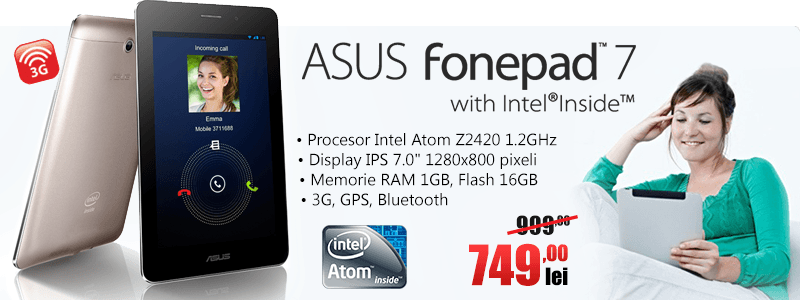 Tableta Asus Fonepad ME371MG-1B022A