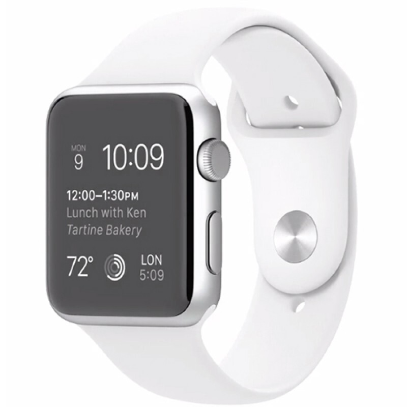 Apple Watch Sport 42mm Aluminiu White MJ3N2LL