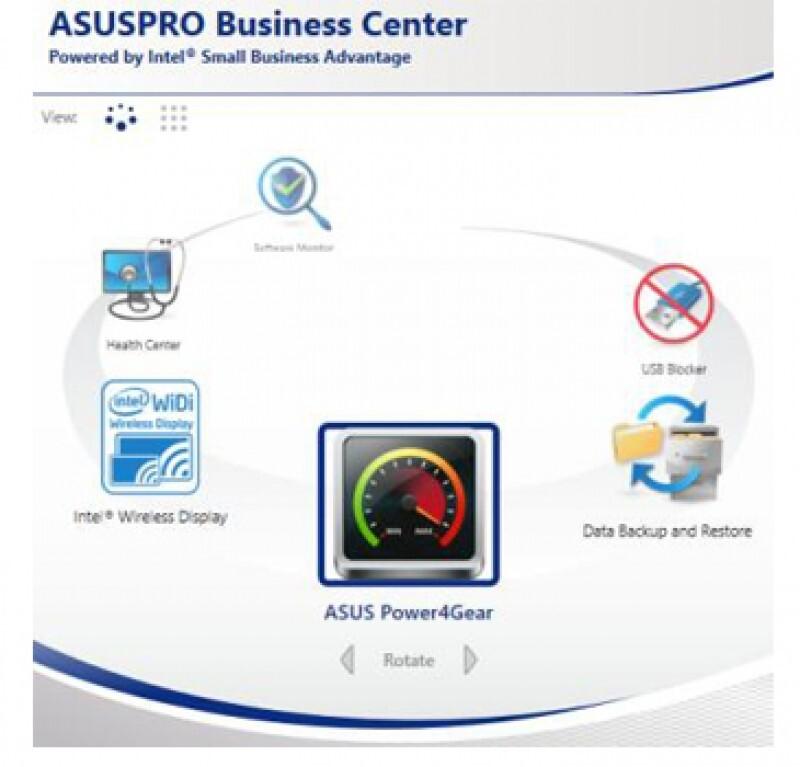 AsusPRO Advanced B551LA-XO247G