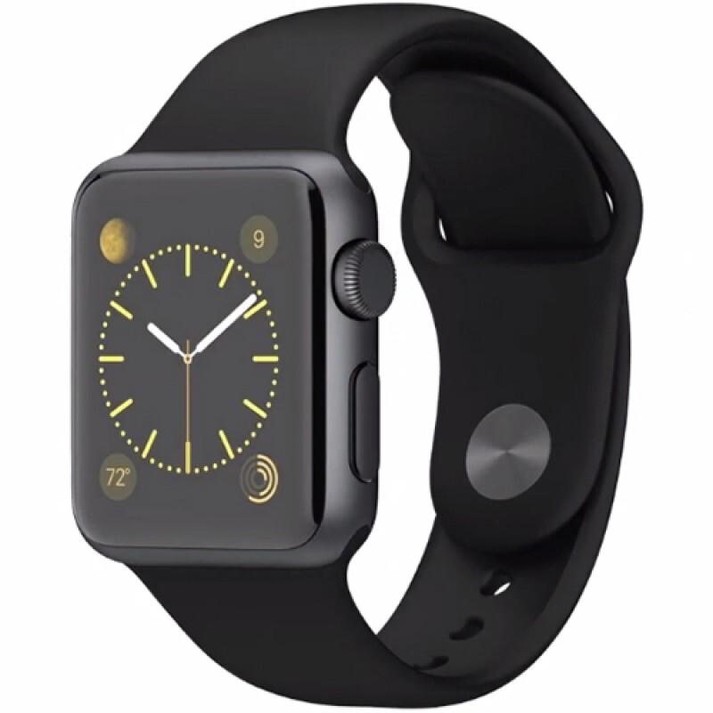 Apple Watch Sport 38mm Aluminiu Black MJ2X2LL