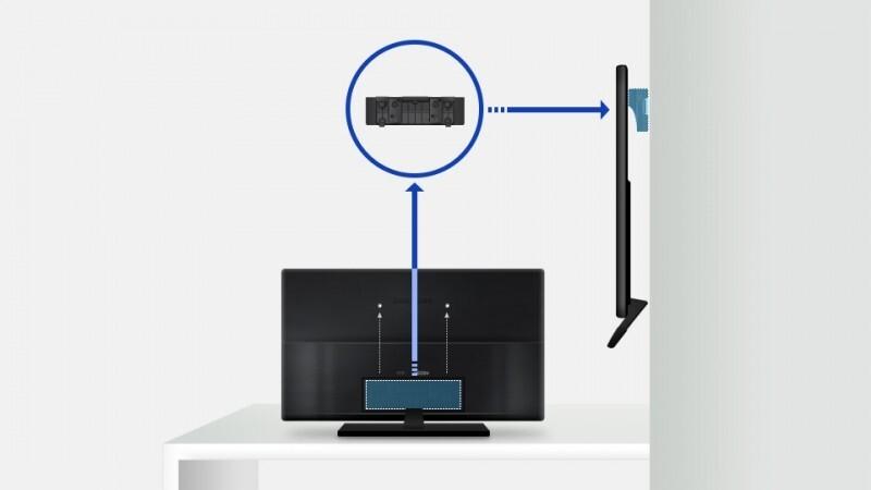 Monitor TV Samsung T24E310EW