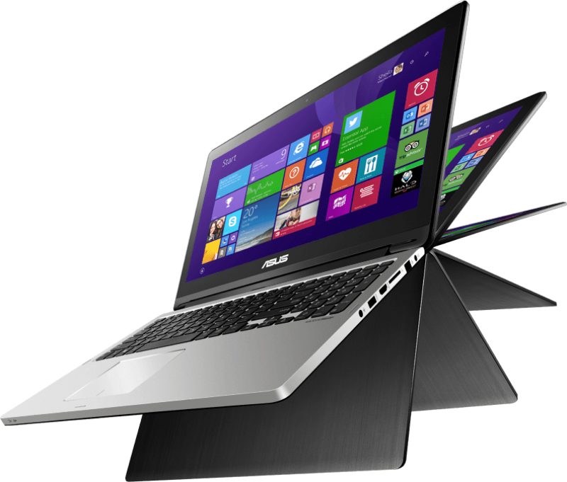 Transformer Book Flip TP500 flexibilitate si imaginatie