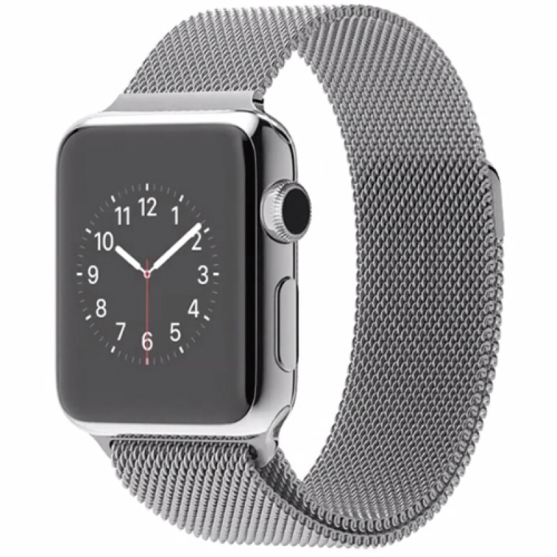 Apple Watch Milanese 38mm Steel