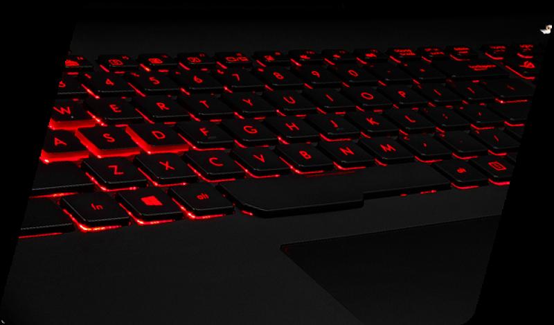Tastatură cu timp excelent de răspuns și sistem de iluminare