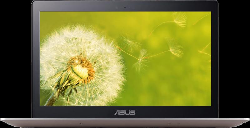 ZenBook UX303 Culori puternice contrast excelent