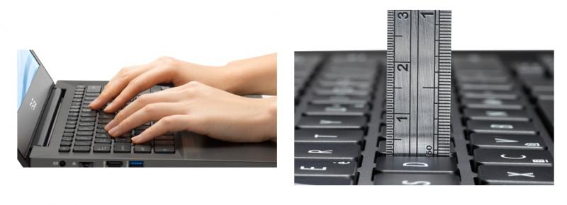 AsusPRO Essential PU - Tastatura confortabila