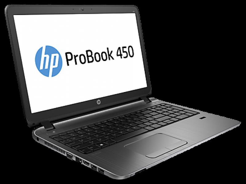 HP ProBook 450 G2 Conceput pentru mobilitate.