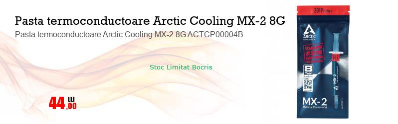 Pasta termoconductoare Arctic Cooling MX-2 8G ACTCP00004B
