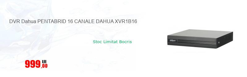 DVR Dahua PENTABRID 16 CANALE DAHUA XVR1B16
