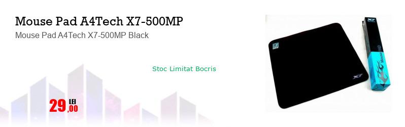 Mouse Pad A4Tech X7-500MP Black