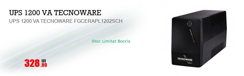 UPS 1200 VA TECNOWARE FGCERAPL1202SCH