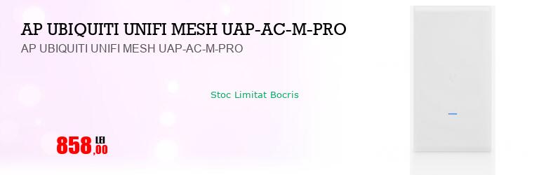 AP UBIQUITI UNIFI MESH UAP-AC-M-PRO