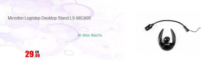 Microfon Logistep Desktop Stand LS-MIC600