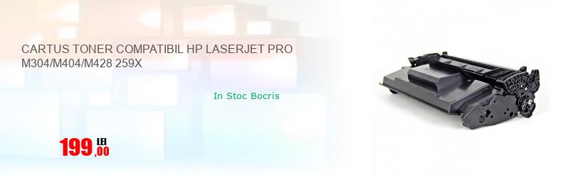 CARTUS TONER COMPATIBIL HP LASERJET PRO M304/M404/M428 259X