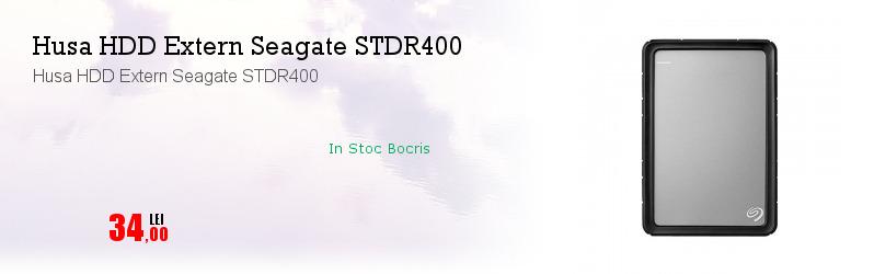 Husa HDD Extern Seagate STDR400
