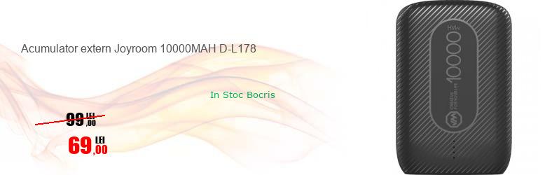Acumulator extern Joyroom 10000MAH D-L178