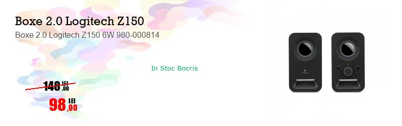 Boxe 2.0 Logitech Z150 6W 980-000814