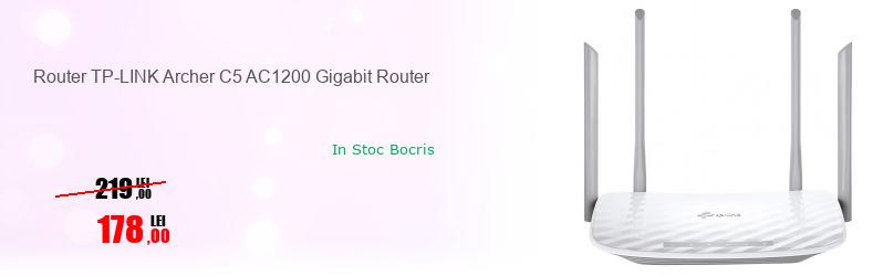 Router TP-LINK Archer C5 AC1200 Gigabit Router