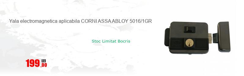 Yala electromagnetica aplicabila CORNI ASSA ABLOY 5016/1GR