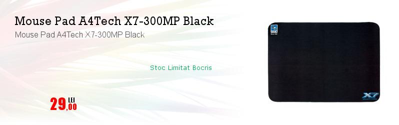 Mouse Pad A4Tech X7-300MP Black
