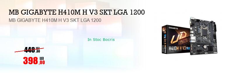 MB GIGABYTE H410M H V3 SKT LGA 1200