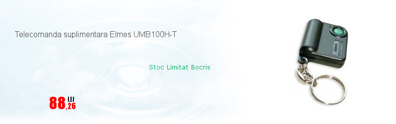 Telecomanda suplimentara Elmes UMB100H-T