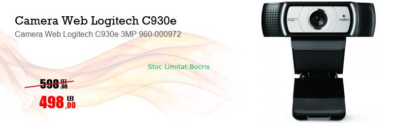 Camera Web Logitech C930e 3MP 960-000972